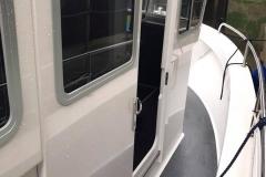 Side Cabin door